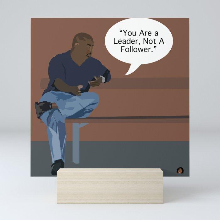 A Father's Love Mini Art Print