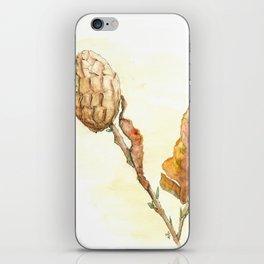 Autumn crisps iPhone Skin