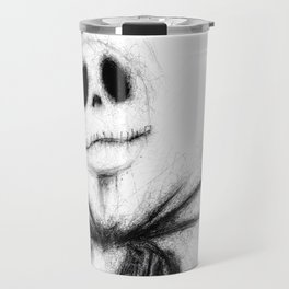 Jack, The Nightmare Before Christmas Travel Mug