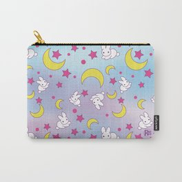 Usagi' s Pattern Carry-All Pouch