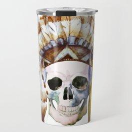 Skull 01 Travel Mug
