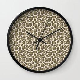 Feline Fun Wall Clock