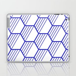 LYLA ((berry blue)) Laptop & iPad Skin