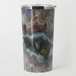 Cady Mountain Banded Agate Travel Mug