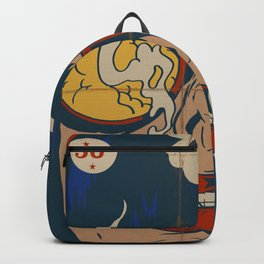 50 Cent Pulp Backpack