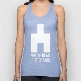 White Bear Justice Park Unisex Tank Top