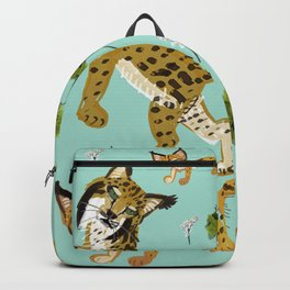 Totem Iberian Lynx Backpack