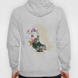"""""""Earth"""" from World Elements Series Hoody"""