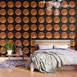 Full bloody moon Wallpaper