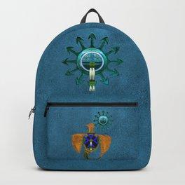 Of Sky Native American Backpack