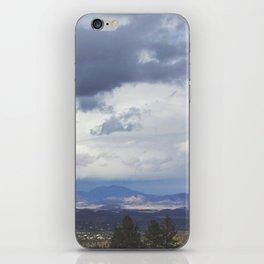 Horizon Lines iPhone Skin
