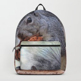 Squirrel Snack Backpack