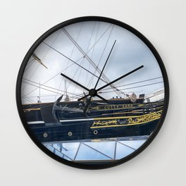 The Cutty Sark Wall Clock