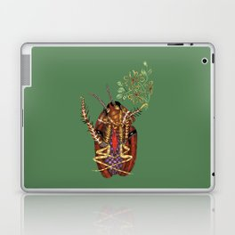 Cockroach all dressed up and ready to go paint the town Laptop & iPad Skin