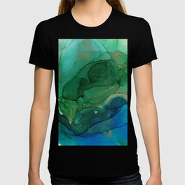 Ocean gold T-shirt