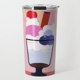 Strawberry Mille-Feuille Parfait Travel Mug