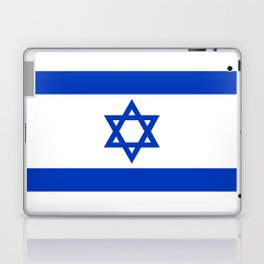 Flag of the State of Israel - High Quality Image Laptop & iPad Skin