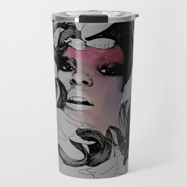 sea goddess Travel Mug