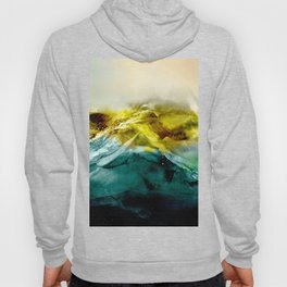 Abstract Mountain Hoody