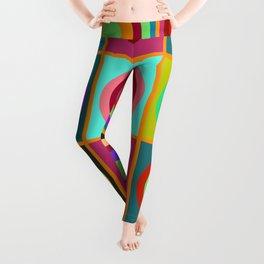 Kandinsky #20 Leggings