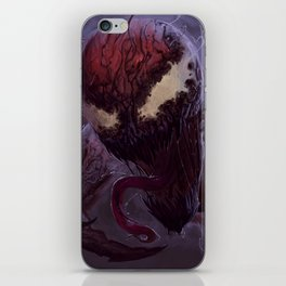 Carnage iPhone Skin