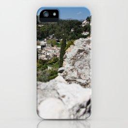 St Paul de Vence iPhone Case