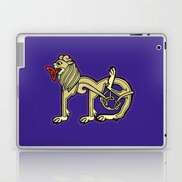 Celtic Lion Letter M 2018 Laptop & iPad Skin