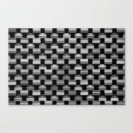 Tate Modern Facade Canvas Print