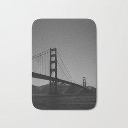 Golden Gate Bridge II Bath Mat