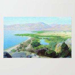 Sea of Galilee Rug