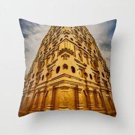 Wat Wang Wiwekaram Throw Pillow