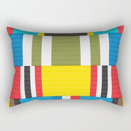 STRIPES Rectangular Pillow