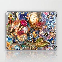 Ruby Liberty Dragonfly Laptop & iPad Skin