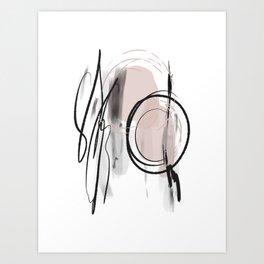 Abstract 03 Art Print