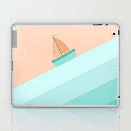 Boat on the Water #1 Laptop & iPad Skin