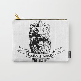 Take Heart Carry-All Pouch