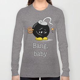 Sultry Bob-omb Long Sleeve T-shirt