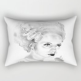 Bride Rectangular Pillow