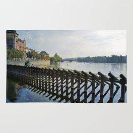 Vltava River Rug