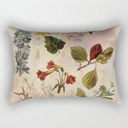 Botanical Study #1 Rectangular Pillow