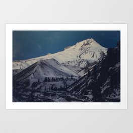 From Boy Scout Ridge Art Print