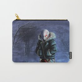 Underfell Sans Carry-All Pouch