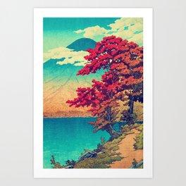 The New Year in Hisseii Art Print