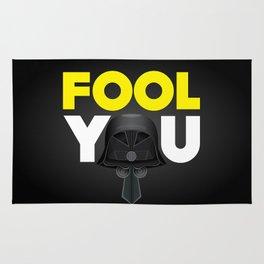 FOOL YOU - Dark Helmet Spaceballs Rug