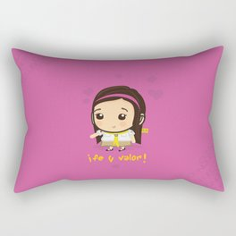 Conquistadora Rectangular Pillow