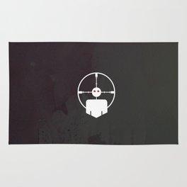 headshot perk Rug