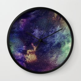 Space Perception Wall Clock