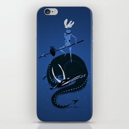 Preux Chevalier iPhone Skin