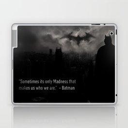 Bat man Madness Laptop & iPad Skin
