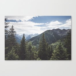 Tatra Mountains Canvas Print